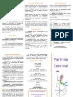 Paralisia Cerebral - março 2012