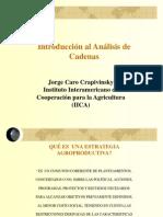 Análisis de Cadenas3