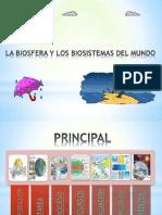 W-quest 9 (La Biosfera y Los Biosistemas Del Mundo)