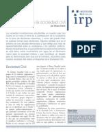 IRP Mirada Publica 2 - El Despertar de La Sociedad Civil