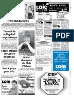 Petites annonces et offres d'emploi du Journal L'Oie blanche du 28 mars 2012