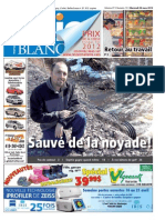Journal L'Oie blanche du 28 Mars 2012