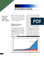 World Population Growth - World Bank Report