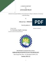 A Seminar Report