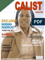 The Vocalist Magazine INC