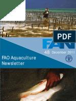 FAO Aquaculture Newsletter