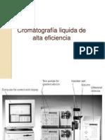 Cromatografía liquida de alta eficiencia(1)