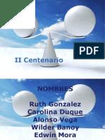 II Centenario