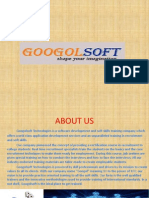 Googolsoft - Company Profile
