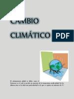 EXAMEN DE INFORMÁTICA cambio climatico