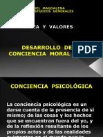Con Ciencia Moral y Etica