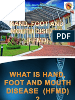 Hand Foot and Mouth Disease (Hfmd)