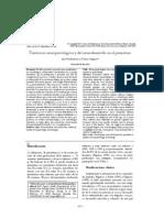 Trastornos neuropsicológicos y del neurodesarrollo en el prematuro