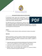 Diplomado Informe Pericial PUC