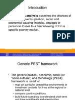 Risk Analysis Using PEST_Session3