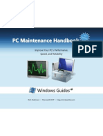 PC Maintenance Handbook