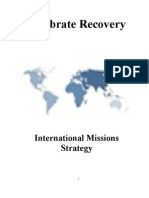 CR International Missions Strategy 2008