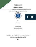 DFD Administrasi Dan Informasi