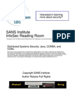 Distributed Systems Security Java Corba Com Plus 28