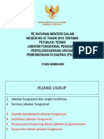 Permendagri No. 47 Tahun 2010