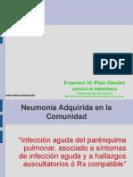 Estratificacion de La Neumonia en La cia