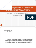 Stress Management 1