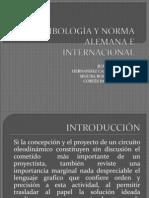 SIMBOLOGÍA Y NORMA ALEMANA E INTERNACIONAL