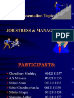Job Stress(Group 5)