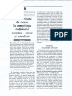Aromânii - istorie și actualitate (De la unitate de neam la conștiința națională)_Nicolae Saramandu