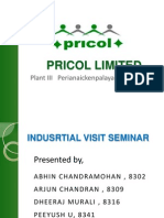 Pricol Industries Coimbatore No Animation