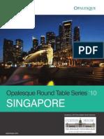 Op Ales Que Singapore Roundtable