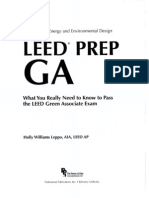 LEED GA Prep Manual