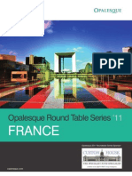 RT - France Opalesque Round Table