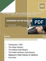 2-IHC-Awareness of Halal Industry