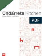 Catálogo Kitchen 2012