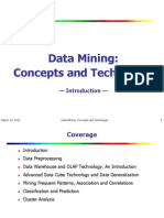 Data Mining Intro
