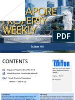 Singapore Property Weekly Issue 44