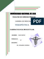 RECEPTORES FARMACOLÓGICOS