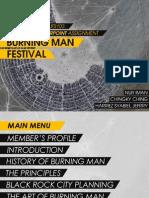 Group 1 - Burning Man Festival