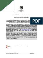 Idu-proyecto de Pliego