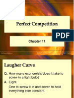 Chap011 Mkt Structure Perfect Competition