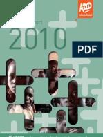 ADD Annual Report 2010