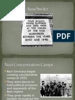 PPT slides on Auschwitz