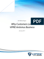 Why Customers Love VIPRE® Business