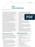 Polcystic Ovarian Syndrome
