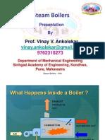 Steam Boilers - VVA