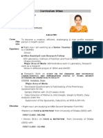 Pipu CV