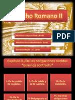 cuasi contratos derecho romano