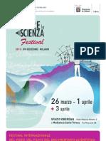 Programma Vedere La Scienza 2012