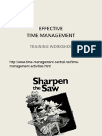 Effective Time Management Important vs Urgent